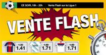 Ventes flash Unibet