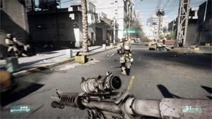 Battlefield3 image du mode multi-joueurs